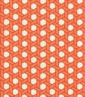 Waverly Outdoor Fabric 54\u0022-Shoji Tiger Lily