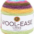 Lion Brand Yarn Wool-Ease Cakes Yarn