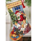 Dimensions Gold Collection Sweet Dreams Stocking Cntd X-Stitch Kit