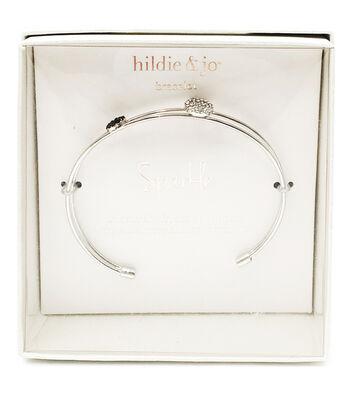 hildie & jo Double Stone Bracelet in a Box-Sparkle
