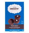 ChocoMaker Chocolatier 16 pk Round Chocolate Pastry Shells