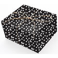 K&Company Black And White Dot Paper Roll