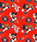 Houston Astros Cotton Fabric-Mickey