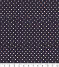Patriotic Cotton Fabric-Star On Star Blue Rustic