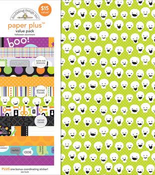 Halloween -paper Plus Asst Pack