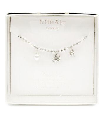 hildie & jo Bracelet with Pearl in a Box