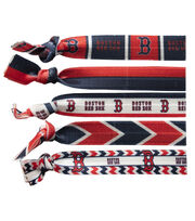 Boston Red Sox Knotted Hair Tie, , hi-res
