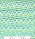 Keepsake Calico Cotton Fabric -Mitrepeak Island