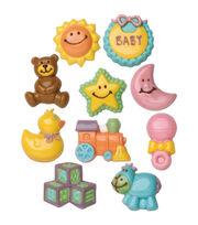 Wilton Candy Mold 2/Pkg-Baby, , hi-res