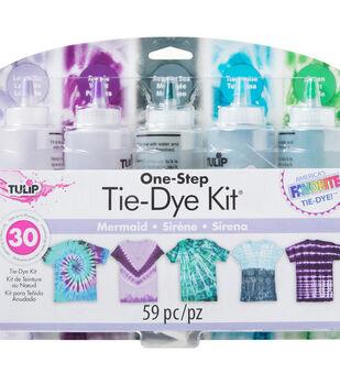 Tulip One-Step 5-Color Tie-Dye Kit-Mermaid