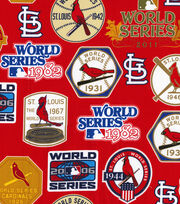 St. Louis Cardinals Cotton Fabric -Champion Legacy, , hi-res