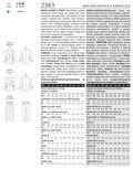 Vogue Patterns Mens Suits-V2383