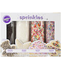 Wilton Sprinkles-4PK/Everyday