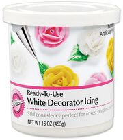 Wilton Ready-To-Use Decorator Icing-White, , hi-res