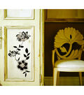 Komar Jackie Wall Decal, 4 Piece Set