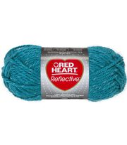Red Heart Reflective Yarn, , hi-res