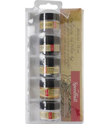 Speedball Calligraphy Ink Palette Kit
