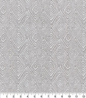 Kelly Ripa Home Upholstery Fabric 54''-Oyster Set In Motion