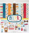 Echo Park Paper Company Bark 12\u0027\u0027x12\u0027\u0027 Collection Kit