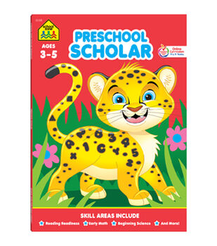 Workbooks-Preschool Scholar