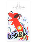 Park Lane Paperie 24 pk Jumbo Washi Stickers-Pets