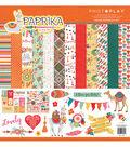 Photoplay Paper Paprika 12\u0027\u0027x12\u0027\u0027 Collection Pack
