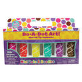 Do-A-Dot Art Mini Island Bright Markers, 6 Colors