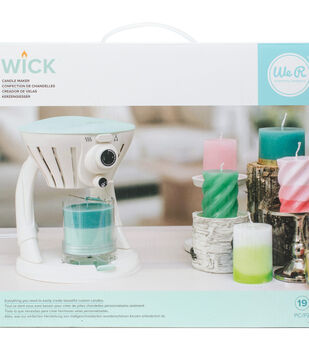 We R Memory Keeper Wick Candle Maker Kit