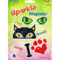 Diamond Dotz Diamond Magnets Facet Art Kit-Assorted Fur 3/Pkg