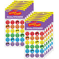 Colorful Smiles-Tutti-Frutti Stinky Stickers 12 Packs