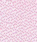 Novelty Cotton Fabric-Flamingo Traffic