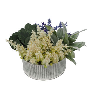 Fresh Picked Spring 5'' Lavender Arrangement