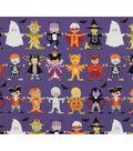 Halloween Cotton Fabric 45\u0022-You + Me=Scary!