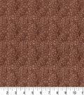 Premium Prints Cotton Fabric 43\u0022-Brown Dried Mud