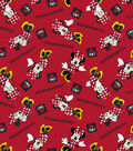 Disney Minnie Mouse Print Fabric by Springs Creative-Love