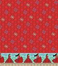 Disney Elena of Avalor Mock Smock Fabric -Character