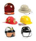 6 Piece Occupations Helmet Set