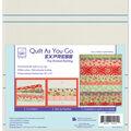 Quilt As You Go Express-Savvy Stripes