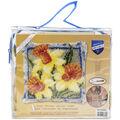 Vervaco Cushion Latch Hook Kit 16\u0027\u0027x16\u0027\u0027-Daffodils