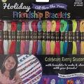 Iris Friendship Bracelet Craft Thread Party Pack Kit-Holiday