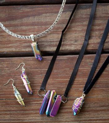 How To Make Rainbow Gemstone Jewelry