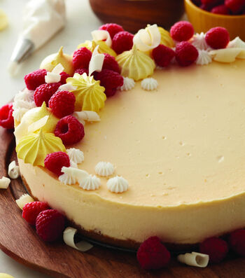 How To Bake A Pretty Spring Cheesecake