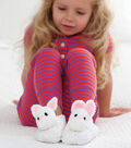 Pet Pal Bunny Slippers