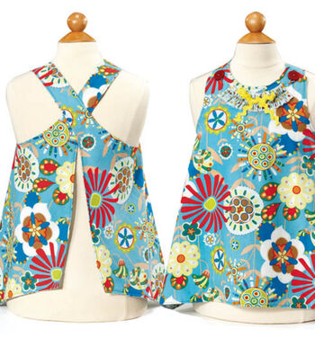 Little Girl's Pinafore