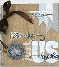 Burlap Family Album