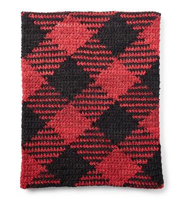How To Make A Bernat Blanket Color Pooling Blanket