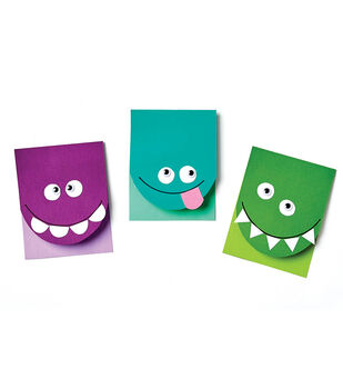 How To Make Monster Cards