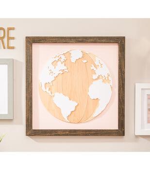 How To Make Basswood World Art