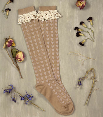 How To Make Swarovski Embellished Boot Socks