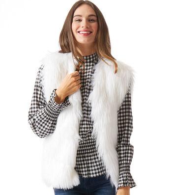 How To Make A fur Vest
